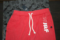 """Hollister Men'S Sweatpants Jogging Pants Size S Red """"Surf"""" new with tag"""