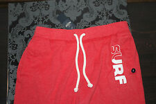 "Hollister Men'S Sweatpants Jogging Pants Size S Red ""Surf"" new with tag"