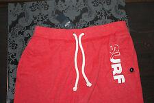 """Hollister Sweatpants Uomo Jogging Pantaloni Taglia S rosso """"SURF"""" nuovo con etichetta"""
