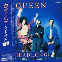 cd SINGLE Queen Headlong EMI TOCP-6801 JAPAN 1991 OBI