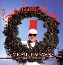 Emeril's Creole Christmas by Emeril Lagasse '97 Hardcover Signed First Edition