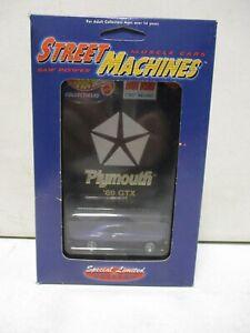 2000 Hot Wheels Street Machines 1969 Plymouth GTX