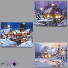 Decorazioni natalizie a parete e soffitto natale in tessuto