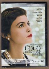 COCO BEFORE CHANEL new dvd AUDREY TAUTOU ALESSANDRO NIVOLA BENOIT POELVOORDE