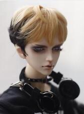1 3 8-9 Bjd Wig Sd Msd Doc Pullip Dal Doll fie Doll Wigs Gold Black