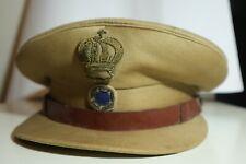 Vintage greek army hat