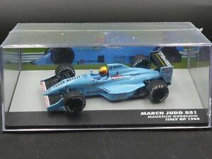 Promocar 1:43 Mauricio Gugelmin March Judd 881 Italian GP 1988 new sealed pack