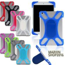 Shockproof Soft Silicone Bumper Stand Cover Case For Various Teclast Tablet