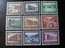 THIRD REICH 1936 mint Winterhilfswerk stamp set!