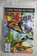 Marval Limited Edition Comic X-Men: Divided We Stand Issue #1 and 2 Complete Set