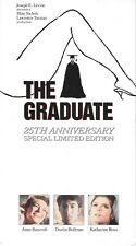 The Graduate (Vhs) 25th Anniversary Special Edition - Dustin Hoffman