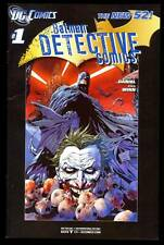 DETECTIVE COMICS #1 RETAILER INCENTIVE VARIANT RRP NEW 52 BATMAN