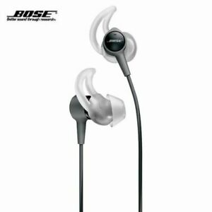 Bose SoundTrue Ultra In-Ear Binaural Wired Charcoal – Headphones - ANDROID