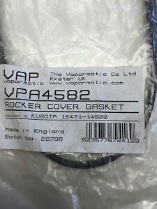 Kubota rocker cover gasket 15471-14520 By Vapormatic VPA4582