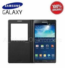 OEM Samsung Galaxy Note 3 III S-View Flip Cover Folio Case - Black EF-CN900