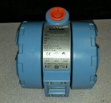 Rosemount Temperature Transmitter #444RL2U1A1E5