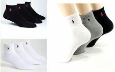 Polo Ralph Lauren Classic Sport Men's 3-Pairs Socks Sz: 10-13