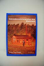 Schrankenwärterposten 208 Kleinvach  v. Wolfgang Koch Buch Eisenbahn NEU