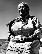 "Lee Marmon ""Laguna Medicine Woman"" Hand Signed Original Photograph 1960"
