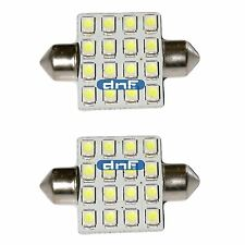 (10 PACK) 36 MM LED Interior Dome Bulb White Festoon Car - SHIPS FREE TODAY!