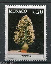 MONACO 1980, timbre 1256, POISSONS, PTEROIDES, FAUNE, MER, neuf**