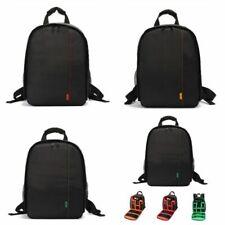 For Canon EOS-Nikon Sony DSLR SLR Camera Backpack Waterproof Shoulder Case Bag u