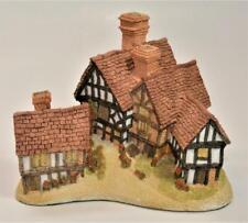 Vintage 1981 David Winter Stratford House Cottage Figurine Mould #3