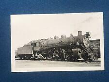 Minneapolis & St Louis Railway Locomotive  No. 626 Vintage Photo