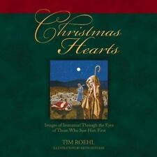 Christmas Hearts: Images of Immanuel Through the Eyes of Those Who Saw-ExLibrary