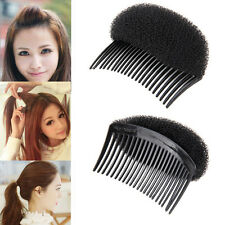 Fashion Black Women Hair Clip Styling Bun Maker Braid Tool Hair-Accessories Comb