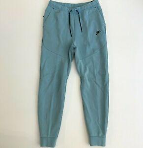 Nike Mens Large Tall Sportswear Tech Fleece Jogger Pants Blue Black CZ9918-424