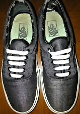 VANS Off The Wall ERA Herringbone Lo-Top Skate Shoes Men's Size 8 & Women's 9.5