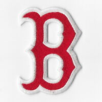 Boston Red Sox II iron on patch embroidered patches applique