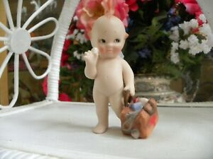 "KEWPIE DOLL  4"" PORCELAIN 1990  DOCTOR"