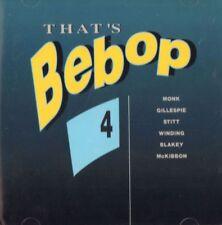 Various Jazz(CD Album)That's Bebop-Disky-ATJCD 12-Netherlands-1992-