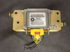 2003 OEM JEEP LIBERTY AIRBAG CONTROL MODULE LEFT/DRIVER SIDE P56009899AD