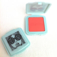 BENEFIT ~ Galifornia Blush Duo ~ Blusher, Coral Pink ~ Travel Size 1.6g x 2