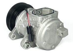 New A/C AC Compressor Fits: 2000 - 2006 Jeep Wrangler - TJ / L6 4.0L