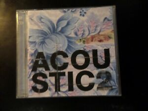 CD DOUBLE ALBUM - ACOUSTIC - 2 - OASIS / RADIOHEAD / KINKS / EVA CASSIDY / DIDO
