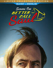 Better Call Saul: Season 1- Limited Collector Edition Blu Ray *NO DIGITAL CODE*