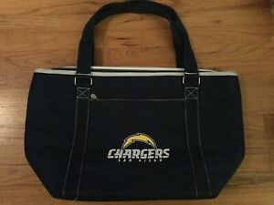 Picnic Time NFL Topanga Insulated Cooler Tote - San Diego Chargers