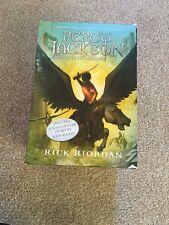 Percy Jackson & the Olympians by Rick Riordan (Mixed media product, 2014)