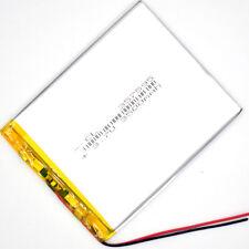 Polymer Battery Li-Po ion PCM 3.7V 3500 mAh  357595 for Mobile Power Tablet PC