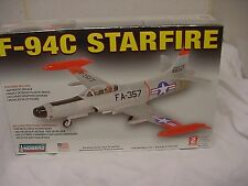 Lindberg F-94C STARFIRE Model Kit NEW AIR FORCE SEALED 1/48 SCALE JET