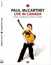 Paul McCartney - Live In Canada 2008 - DVD [Import]