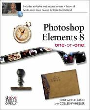 Adobe Photoshop Elements 8 One-on-One (One-on One)-ExLibrary