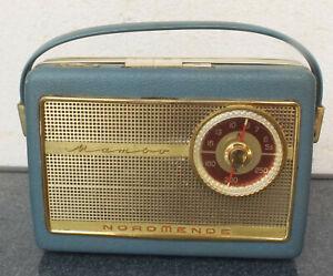 Nordmende Mambo  Transistorradio 1960 Vintage  LW / MW  Sammler/Bastlerradio