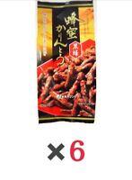 Japanese Traditional Snack  Karinto Brown sugar honey 110g × 6 pack  Okinawa