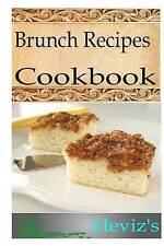 NEW Brunch Recipes by Heviz's