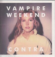 CONTRA Vampire Weekend CD